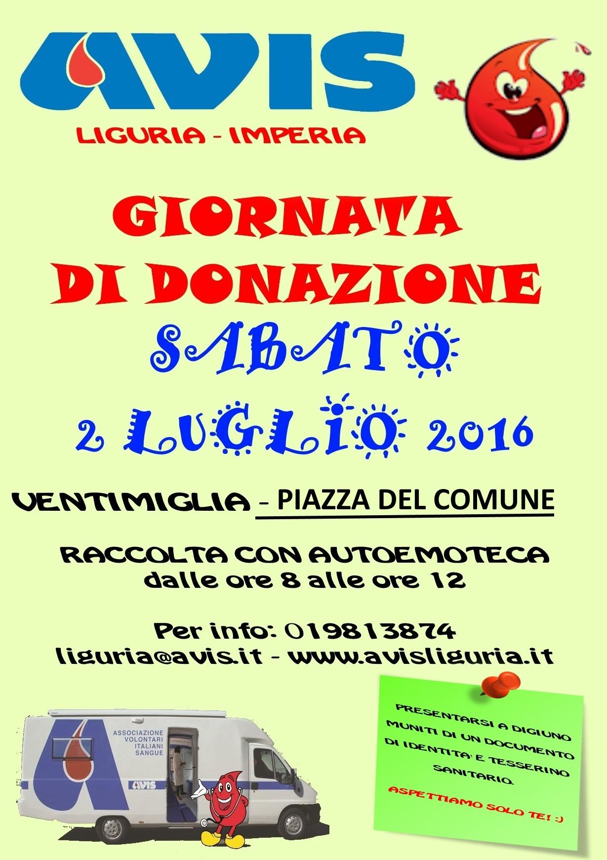 Locandina Ventimiglia