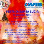 Festa di Santa Lucia a Savona - 13 dicembre 2015